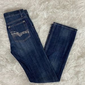 Wrangler 20X  Slim Fit 29 Blue Jeans Women'Size 14